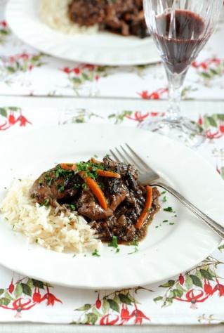 Просто&Вкусно - Мясо и птица - Телятина под соусом из чернослива