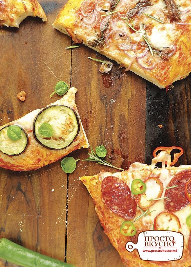 тесто итальянская пицца рецепт видео